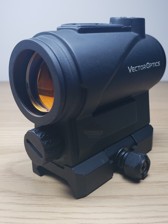 Red Dot Vector Optics Centurion 1x20 p/ 7.62 - Original - Supremacia