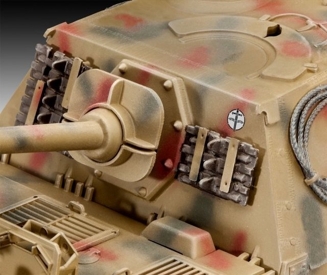 Sd.Kfz.184 Tank Hunter Elefannt - Revell - 1:35 na internet