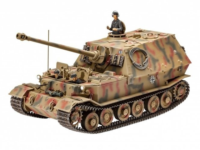Imagem do Sd.Kfz.184 Tank Hunter Elefannt - Revell - 1:35