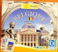 Alhambra: Belgium Belgique - The Card Game - Edição Multilíngue