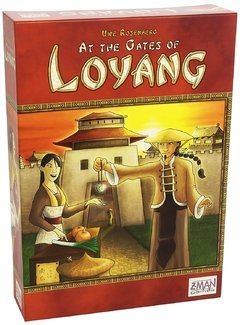 At the Gates of Loyang - Z-man Games Uwe Rosenberg