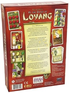 At the Gates of Loyang - Z-man Games Uwe Rosenberg - comprar online