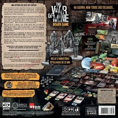 This War of Mine - Galápagos Jogos - comprar online