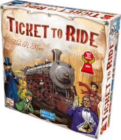 Ticket To Ride - Galápagos Jogos