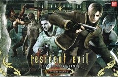 Resident Evil Deck Building Game: Nightmare - Bandai - Importado