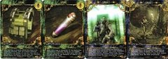 Resident Evil  Deck Building Game: Outbreak - Bandai - Importado na internet