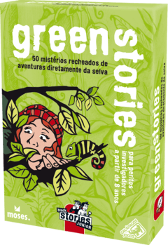 Green Stories - Galápagos Jogos