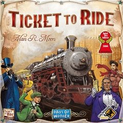 Ticket To Ride - Galápagos Jogos na internet