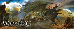 War of the Ring - Ares Games: Second Edition - Importado - GameAholic