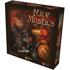 Mice and Mystics - Galápagos Jogos