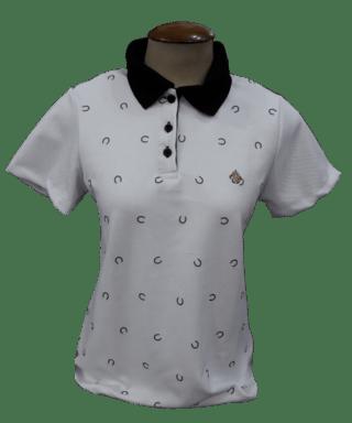 Camisa Polo Feminina Ref. 653