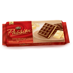 Bisc Arcor Passion Choc Branco 120G