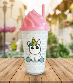 Copo Chantilly - Love Unicorn - comprar online