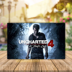 Copo Térmico Personalizado Uncharted 4 | Game| PS4 na internet