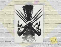 Placa Decorativa - Wolverine II - X-Men