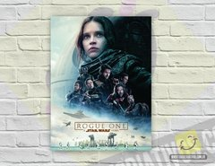 Placa Decorativa - Rogue One | Star Wars