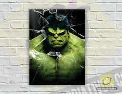 Placa Decorativa - Hulk | Super Heróis