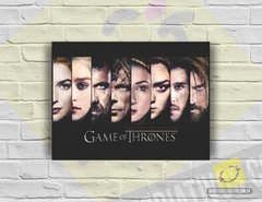 Placa Decorativa - Game of Thrones | Séries