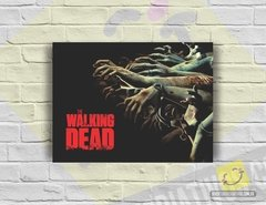 Placa Decorativa - The Walking Dead | Série TV