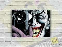 Placa Decorativa - Coringa | DC Comics