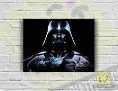 Placa Decorativa - Star Wars | Darth Vader