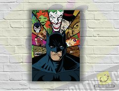 Placa Decorativa Batman | Comics