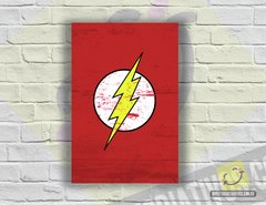 Placa Decorativa The Flash | Heróis