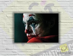 Placa Decorativa - Joker | Joaquin Phoenix