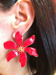 Aros flower red