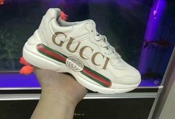 Tênis Gucci Rhyton Vintage - Comprar em Dope Street® fb0a34f94f1