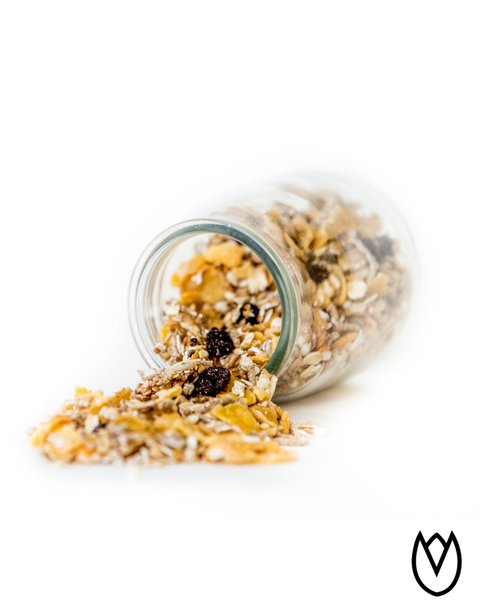 Mix Granola Rústica Low Fat