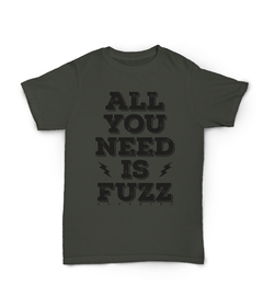 Camisera All You Need Is Fuzz