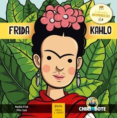 Antiprincesas #1 - FRIDA KAHLO