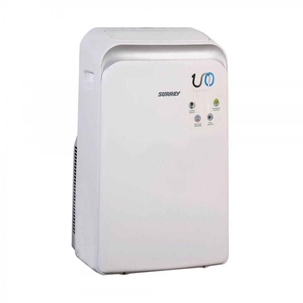 Aire acondicionado portatil 3500w frio calor surrey uno - Aire frio calor portatil ...