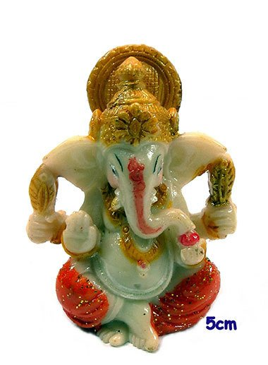 Ganesha Color 5cm MM5756