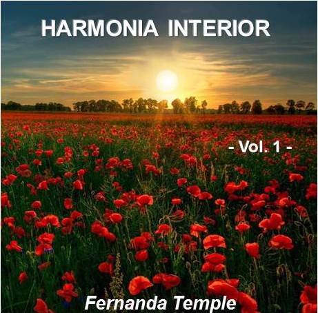 Cd Harmonia Interior - Vol.1 - Fernanda Temple