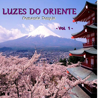 Cd Luzes do Oriente - Vol.1 - Fernanda Temple