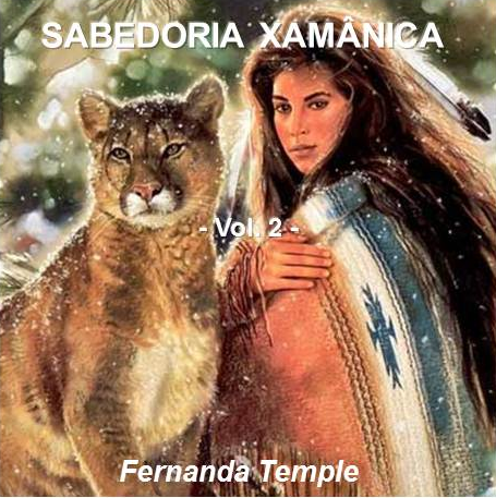 CD SABEDORIA XAMÂNICA - VOL.2 - FERNANDA TEMPLE