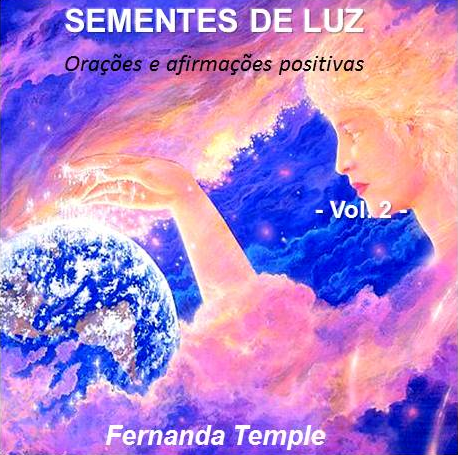 CD SEMENTES DE LUZ - VOL.2 - FERNANDA TEMPLE