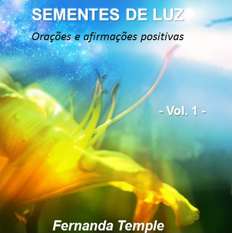 Cd Sementes de Luz - Vol.1 - Fernanda Temple