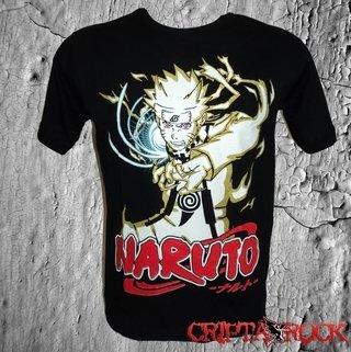 Camisetas Animes Naruto (sinc)