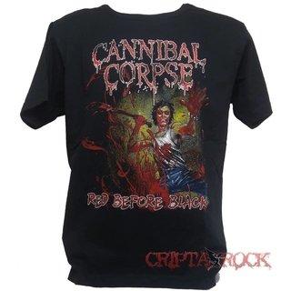 Camiseta Banda Cannibal Corpse - Red Before Black