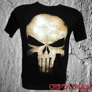 Camiseta Herói O Justiceiro Punisher