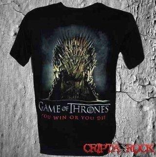 Camisetas De Séries Game Of Thrones 12 Anos (sinc)