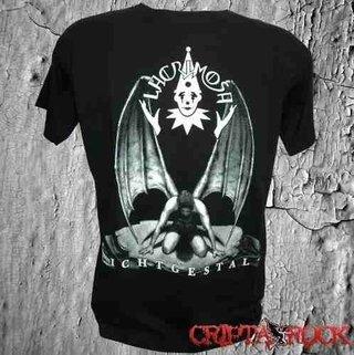 Camiseta Banda Gótico Camisa Lacrimosa (sinc)