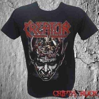 Camiseta Banda Rock Kreator