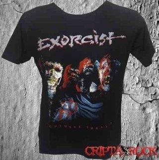 Camiseta Banda Rock Exorcist