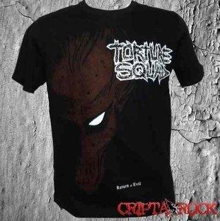 Camiseta Banda Punk Thrash Death Metal Torture Squad