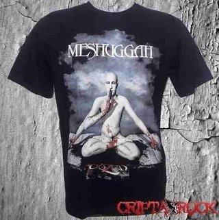 Camiseta Banda Meshuggah