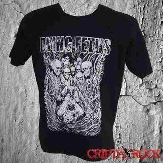 Camiseta Banda Metal Dying Fetus (sinc)